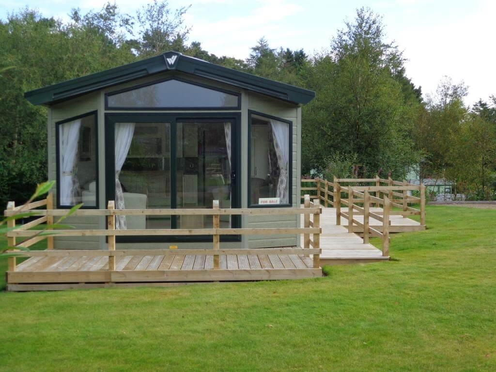 New willerby aspen lodge for The aspen lodge