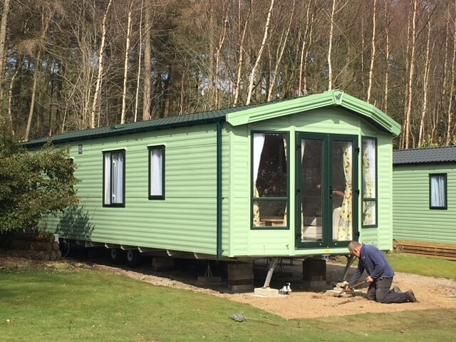 New Holiday Homes Have Arrived!