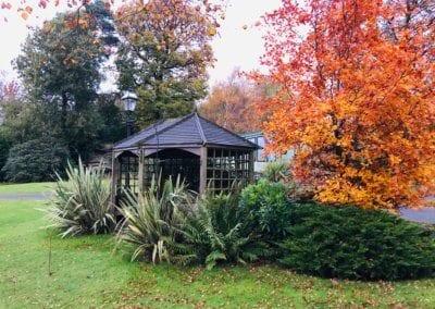 Autumn Summer House