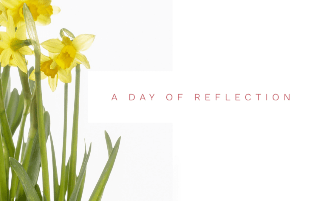 A Day of Reflection